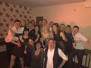 xmas party 2015